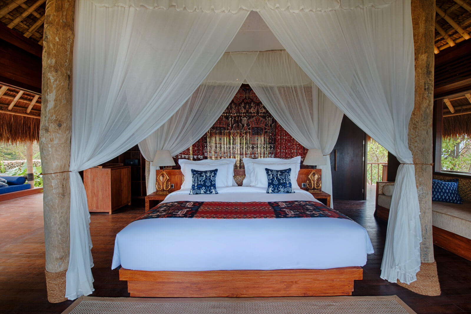 Lelewatu Sumba - Four Bedroom Villa