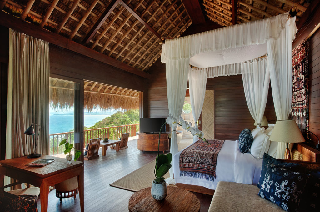 Lelewatu Sumba - One Bedroom Cliff Hanger Villa