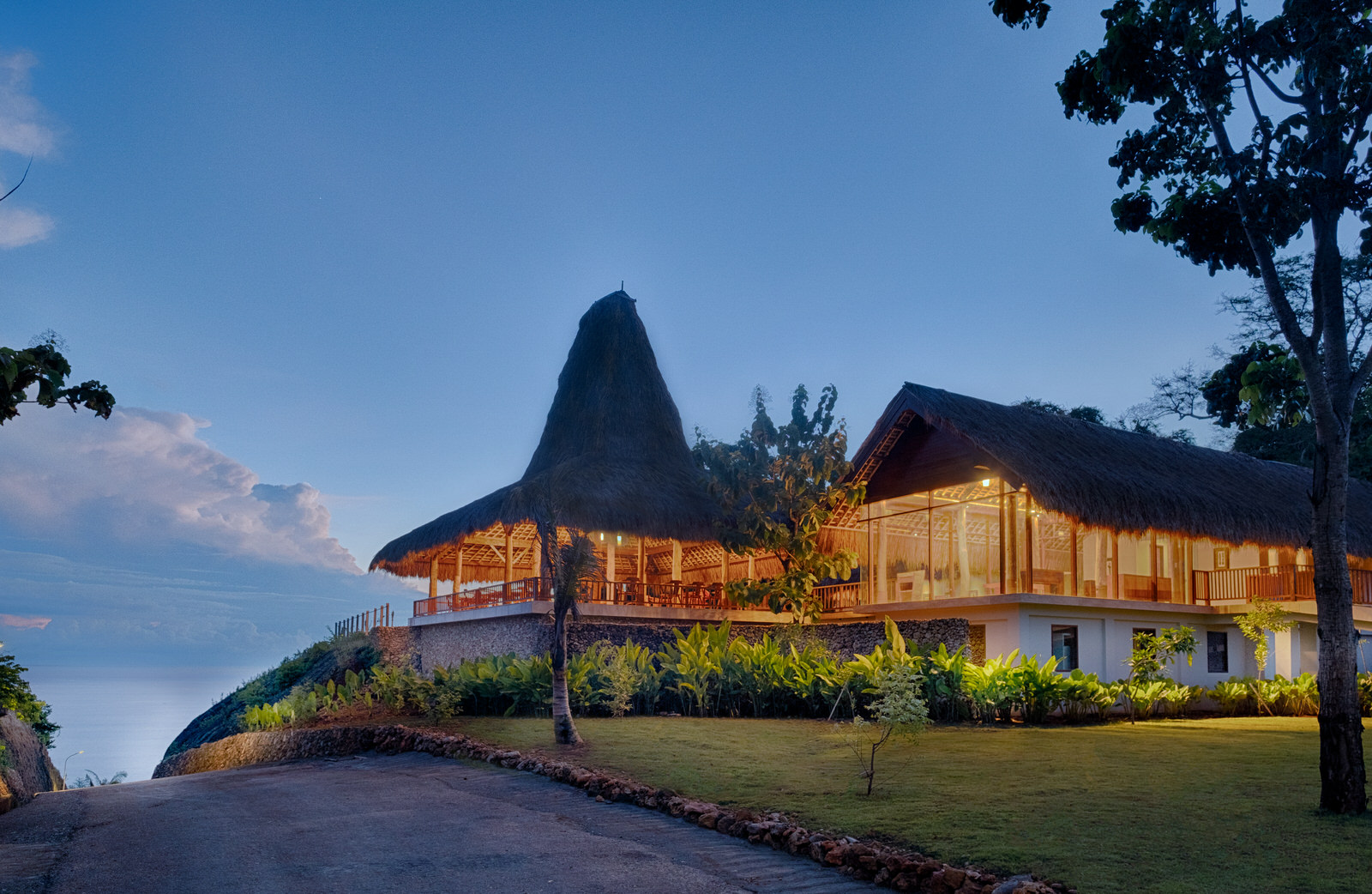 Lelewatu Sumba - Le Humba Restaurant (Not Available)