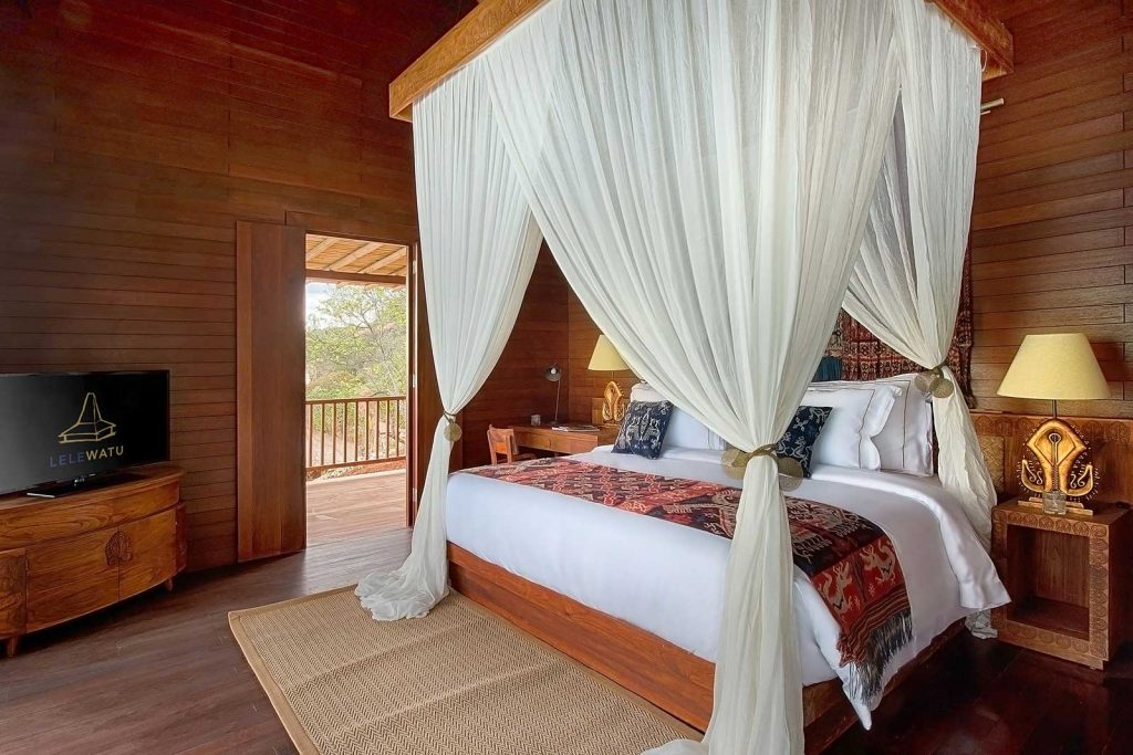 Lelewatu Sumba - Two Bedroom Ocean View Cliff Pool Villa