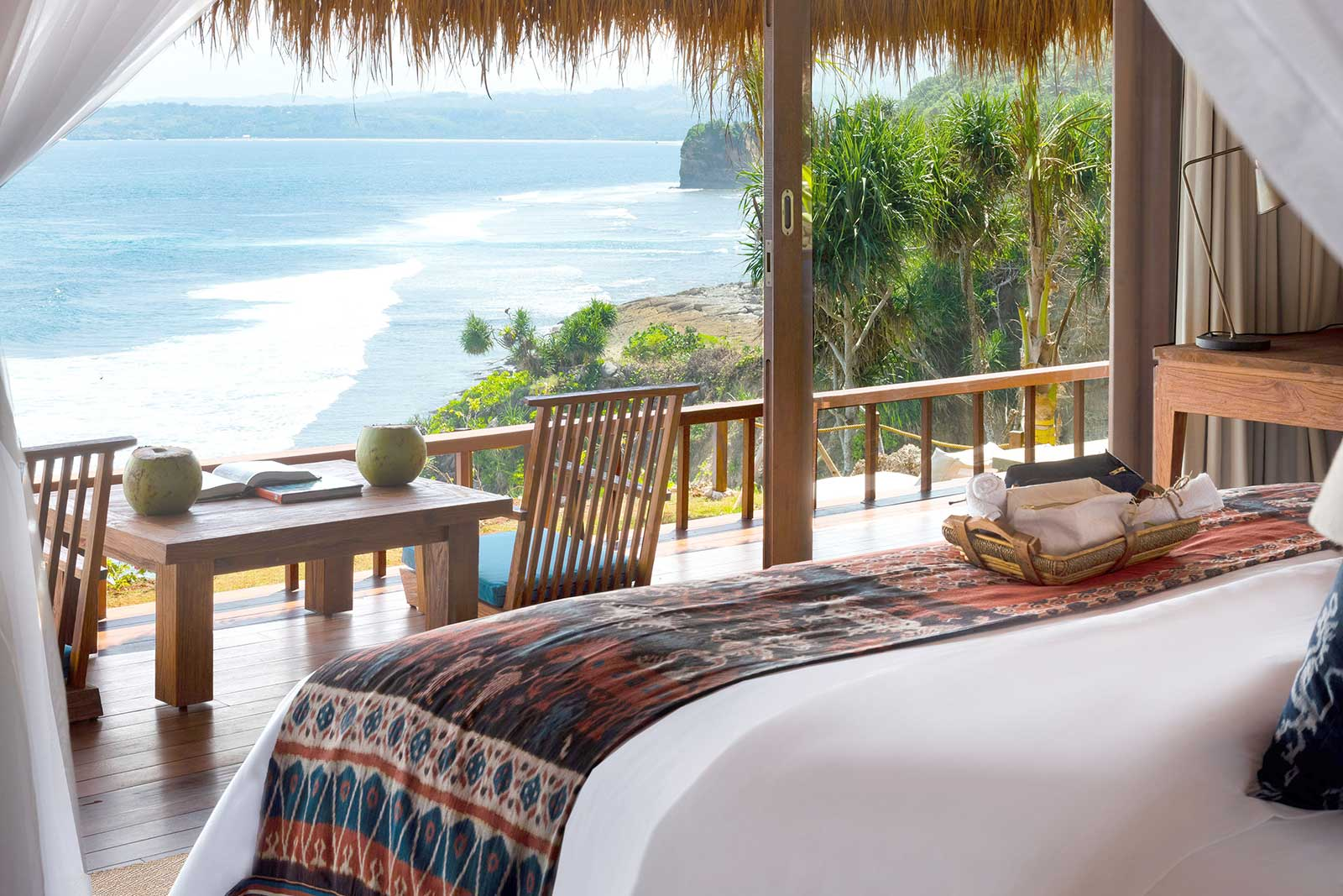 Lelewatu Sumba - One Bedroom Ocean View Pool Villa